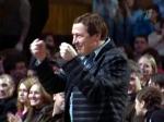 Ефремов дебютирует в вышке 2006 год и показывает свое самое главное движение