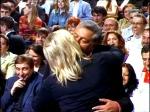 Катя из команды 4 татарина взасос целует Гусмана за 500 долларов от Ярмольника на спор
