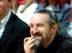 Ярмольник в жюри КВН Высшая лига 2003 год - новый имидж - я ниндзя!