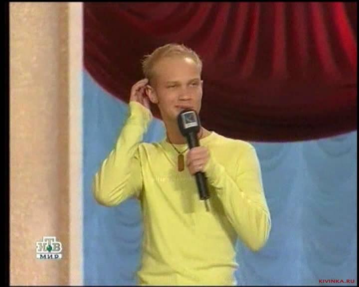 Дмитрий хрусталёв с волосами
