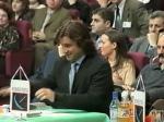 Отар Кушанашвили в жюри КВН 2002 года