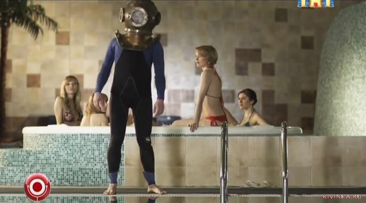 предварительные ласки знакомство в бассейне