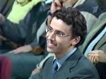 Максим Галкин в жюри КВН 2002 года