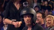 нагиев в каске в видеокамерой, 2 1 2 финала вышка 2013