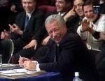 Леонид Якубович в жюри КВН 1999 год