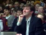 Шолохов Сергей в жюри КВН 1999 год