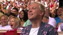 Сергей Светлаков в жюри на Летнем кубке КВН 2015