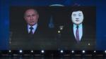 Путин и китаец
