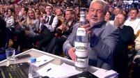 Гусман 30 лет в жюри в подарок бутылку водки от Раис, 2017 год