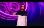 Парень с длинными красными волосами Виктор Снегирь